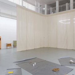 I've Rode the Crest of a Wave / With You Beside Me, 2014 Installation Kunstverein Freiburg
